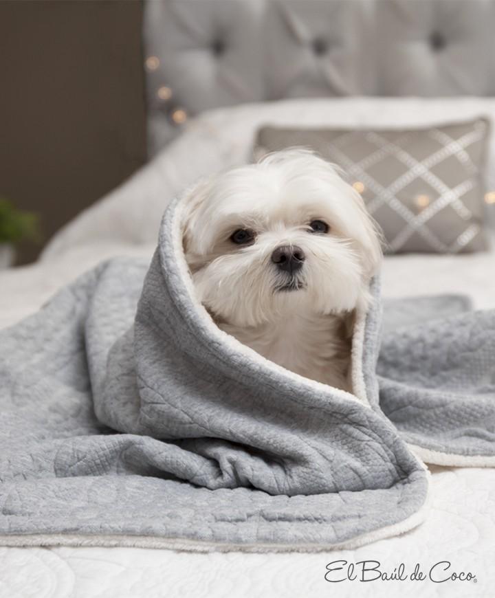 Manta Warmy Woof